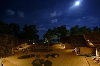 Blue Palawan Beach Club Property Grounds