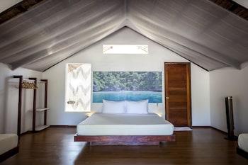 Blue Palawan Beach Club Guestroom