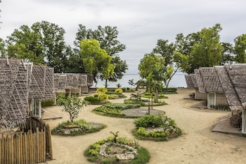 Blue Palawan Beach Club Garden