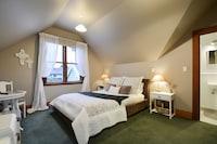 Romantic Double Room, 1 Queen Bed, Ensuite, Garden View