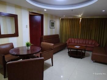 Chinatown Lai Lai Hotel Manila Living Room