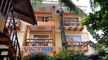 Victory Beach Resort Boracay Porch