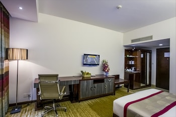 Hotel Bengal Blueberry