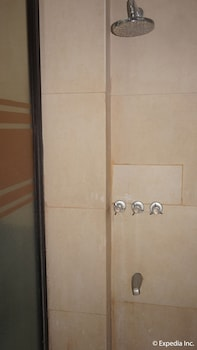 Grand Central Hotel Clark Bathroom Shower