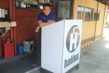 Halina Drive Inn Hotel Pasay Interior Entrance
