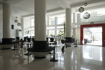 The Contemporary Hotel Quezon City Lobby