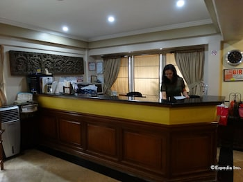 Ralph Anthony Suites Manila Reception