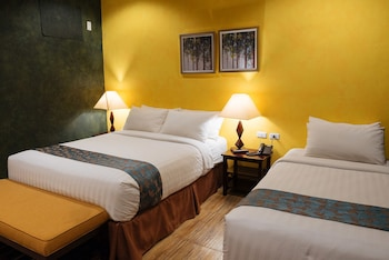 Dahilayan Forest Park Resort Bukidnon Guestroom