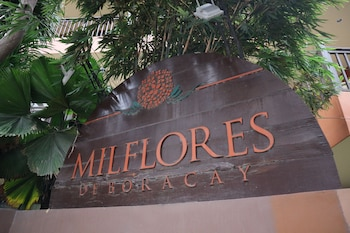 Milflores de Boracay Exterior detail