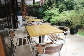 Milflores de Boracay Terrace/Patio