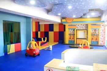 Newton Plaza Hotel Baguio Childrens Play Area - Indoor