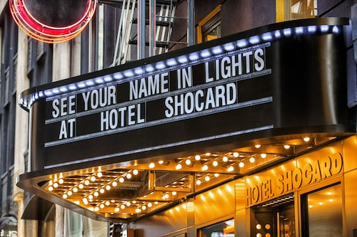 Hotel Shocard at Times Square