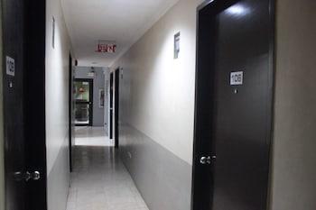 P Hostels and Residences Manila Hallway