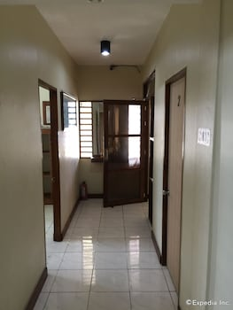 QM Pension House Tagbilaran Hallway