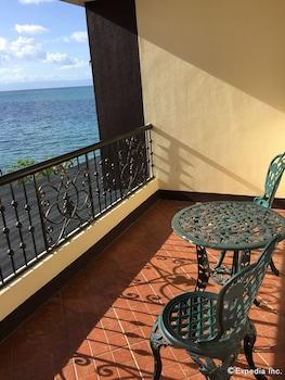 Bohol Tropics Resort Balcony