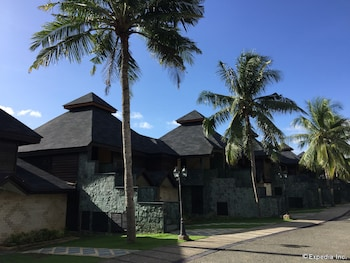 Bohol Tropics Resort Property Grounds