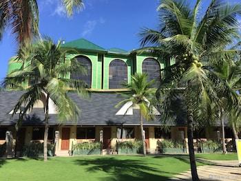 Bohol Tropics Resort Hotel Front