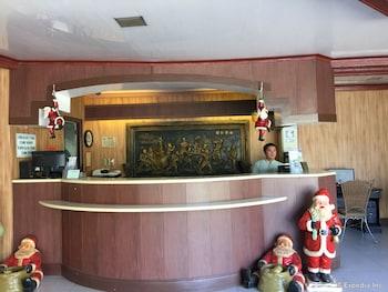Bohol Tropics Resort Reception