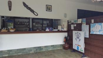 Bohol Villa Formosa Reception