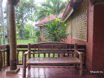 Casa Nova Garden Bohol Lobby Sitting Area