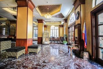 Luneta Hotel Manila Interior Entrance