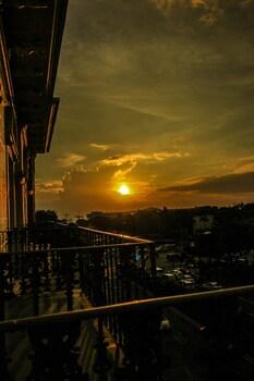 Luneta Hotel Manila Balcony View