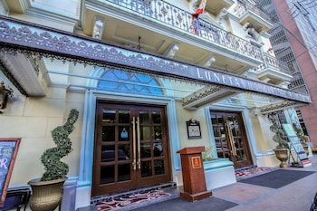Luneta Hotel Manila Hotel Front