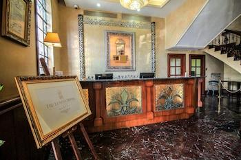 Luneta Hotel Manila Reception