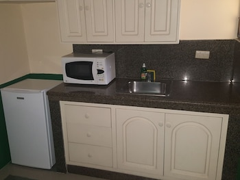 Kokomo's Suites Hotel Pampanga In-Room Kitchenette