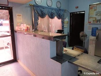 Kokomo's Suites Hotel Pampanga Reception