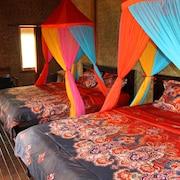 詩里曼瑜伽平房飯店