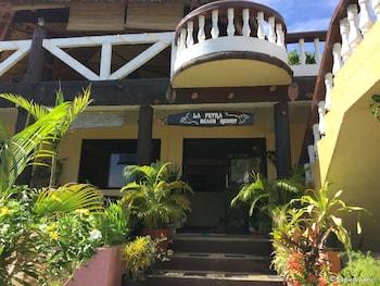 La Petra Beach Resort Anda Hotel Entrance