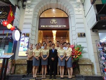 ハノイ HM ブティック ホテル