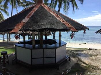 Flower Beach Resort Bohol Gazebo