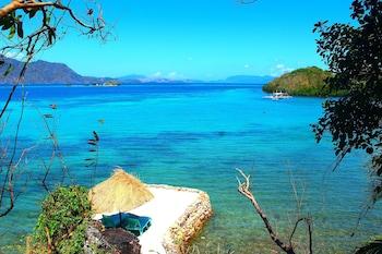 Chindonan Dive Resort Coron Sundeck