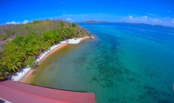 Chindonan Dive Resort Coron Beach/Ocean View
