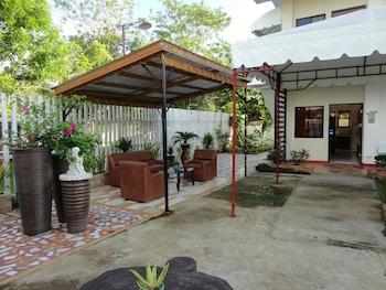 A Family Apartelle Bohol Lobby
