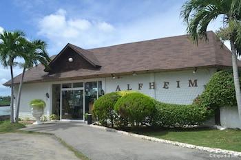 Alfheim Resort Cebu Hotel Front