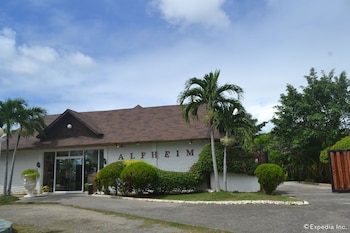 Alfheim Resort Cebu Property Grounds