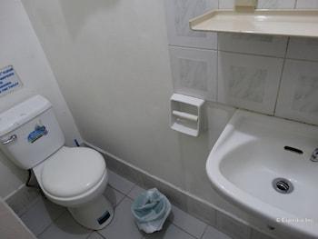 The Southern Cross Hotel Manila Bathroom