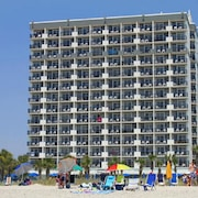 Units at Boardwalk Beach Resort by Elliott Beach Rentals