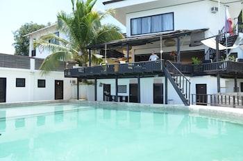 Peace And Love Resort Palawan Aerial View