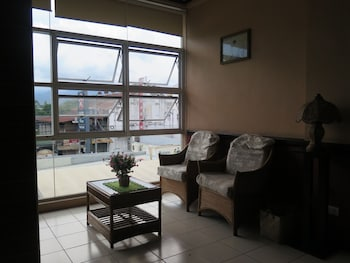 Hotel Palwa Negros Oriental Lobby Sitting Area