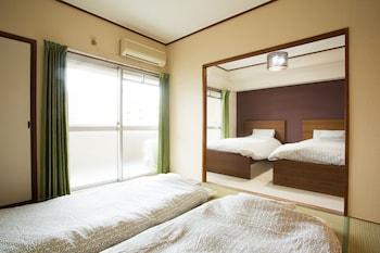 大阪難波開放式公寓飯店