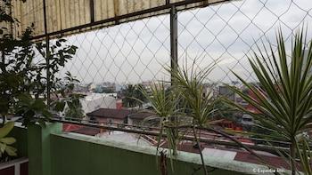 Knysna Residence Manila Balcony