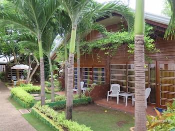 Alona Hidden Dream Resort Bohol Garden