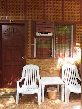Alona Hidden Dream Resort Bohol Terrace/Patio
