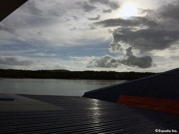 Casa Reyfrancis Bohol View from Hotel