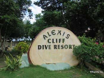 Alexis Cliff Dive Resort Bohol Exterior detail