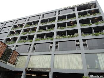 Big Hotel Cebu Hotel Front